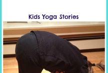 Yoga Kids / by Devin DeMeulenaere
