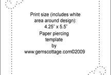 Paper Piercing