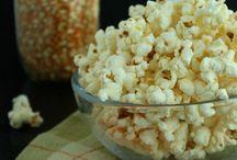 Eten: Popcorn