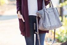 Street Style | Casual outfits / Casual outfits #fall #autumn #AW17