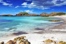 IONA / Iona is a beautiful small island in the Inner Hebrides off the Ross of Mull on the west coast of Scotland.