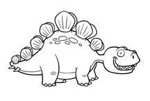 Dibujos de Dinosaurios para colorear / Entra en la era de los dinosaurios con una colección de dibujos Perfecta para conocer y descubrir un poco más de cerca a estos animales prehistóricos. Tyrannosaurus Rex, diplodocus, estegosaurus, brachiosaurus, velociraptores, ptérodáctilos...¡Hay muchos para elegir y colorear!