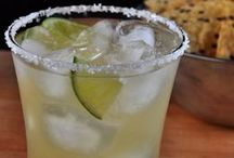 Drinks / Life is short -- make a margarita (or two)! Check out some of our favorite drink recipes here.