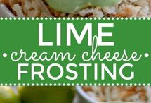 Cream Cheese Frosting Recipes / Sharing the BEST Cream Cheese Frosting Recipes from My Cake School as well as other cake pages!