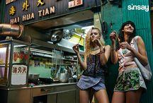 Thailand Vibes SiNSAY Summer 2015 Camapign / Thailand Vibes SiNSAY Summer 2015 Camapign / by Sinsay