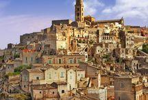 Itálie místa
