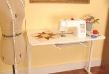 Home Sewing Studio