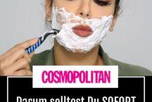 Gesichtpflege