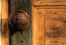 Beautiful things - door knobs