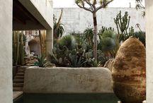 Moroccan House in Venice,California by Philip Dixon