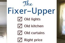 HOME: Fixer-Uppers