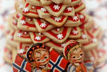 Scandinavian Christmas / My Xmas 2014 is Scandinavian. I fell in love with Scandinavia
