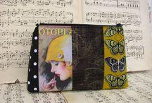 Kabelky, taštičky, peněženky, obaly, pouzdra / #artplanet #handmadebags #bag #kabelky #taštičky #peněženky #obaly #pouzdra #wallet #purse #case
