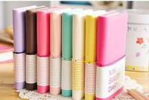 Stationery/ Cute things
