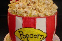 Popcorn and Pyjamas Party