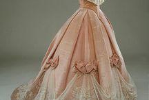 Viktoriánus ruhák