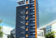 Thiết kế nhà cao tầng / Thiết kế kiến trúc cho nhà cao tầng với những kiểu kiến trúc hiện đại, được thiết kế bởi các KTS giỏi của Vietnamarch. http://vietnamarch.com/thiet-ke-kien-truc/thiet-ke-nha-cao-tang.html