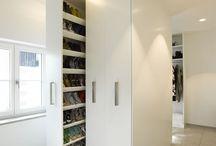 shoes storage
