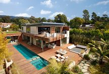 Dream Houses / Beautiful architecture. Cool styles. Space to adopt 10 more.