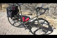 Bike Reviews / by Adventure Cycling Association