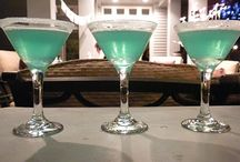 Cocktails and fun grown up drinks
