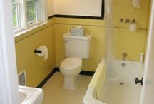 Bathrooms and Tile work