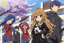 Toradora / I love this show ❤️ And please invite your friends, I you want