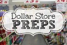 Dollar Store Prep
