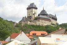Castles & Fortresses: Czech Republic / by Terry Schartz
