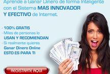 Ganancias por mayor / No pierdas más tiempo y comienza a ganar dinero ahora con el sistema que está revolucionando Internet... Regístrate gratis desde el siguiente enlace: http://gananciaz.com/ganardinero/amahechm