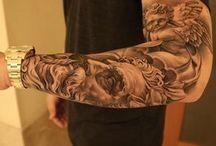 tatuaże Angela -michal