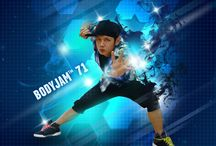 BODYJAM™ / IF YOU WANT TO DANCE, THERE'S NOTHING LIKE IT House, Hip-hop, Drum 'n' Bass, Trap, all styles of electronic dance music, it's the soul of BODYJAM™. This is legit.