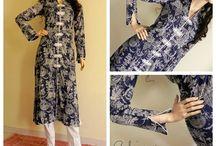 Stitching patterns