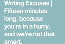 Writing etc