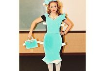 Costume ideas / by Amelia Martin