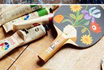 Idées pour peinturer