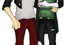 Leo y Blake