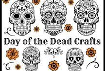 Day of the dead crafts / by Christina P