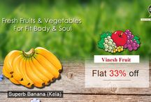 vegetables and fruits / #Fresh #Handpicked and #hygienically packed #fruits and #vegetable right on your doorsteps @ your preferable time. #onlineshopping #local #shop #onlineshoppingsite #shopping #onlinestore #Nagpur #Kanpur #Varanasi
