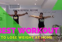 Workout to do at home
