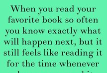 A Reader's Life / Things only a bookworm would understand!