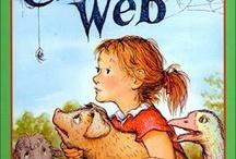 Mia's Charlotte's Web Bday party