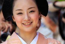 Beauties in Kyoto