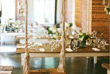Wedding Inspiration / Inspiration for wedding decor / by Smoky Hollow Studios