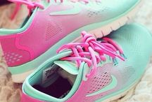 My new obsession...tennis shoes
