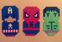 Hama Beads for the Boys