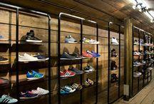 Shoe Displays