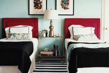 Guest Room Inspiration / by Diana Oates