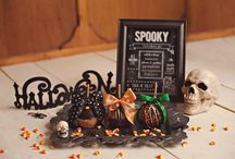 Halloween Goodies  / We have an awesome selection of Halloween treats that are frighteningly delicious.   www.hanselandgretelcandykitchen.com  1-800-524-3008