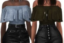 TS4 clothes
